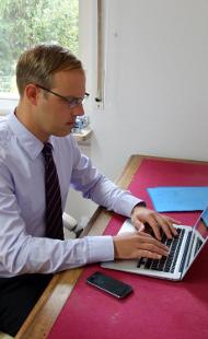 Dr. Julien Arnaud | Über mich